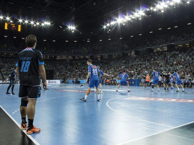 EHF Liga prvaka, Arena Zagreb